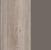 LOCARNO_farebné prevedenie dub nelson-sivý mat