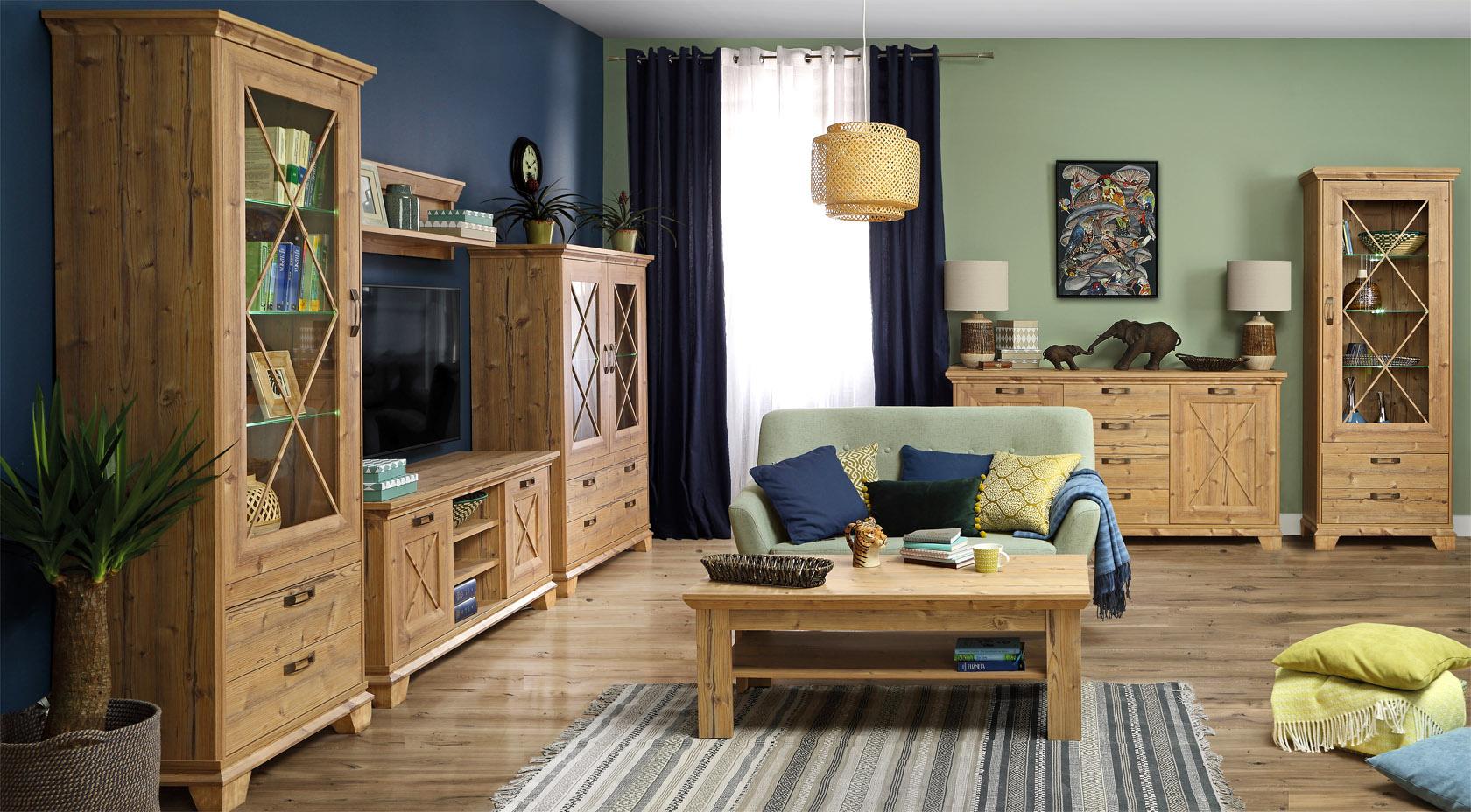 e86d9b94e Originálny sektorový nábytok Nepal v úžasnom farebnom prevedení smrek  bramberg bude neprehliadnuteľnou súčasťou Vašej domácnosti. Elegantné lišty  a nádherný ...