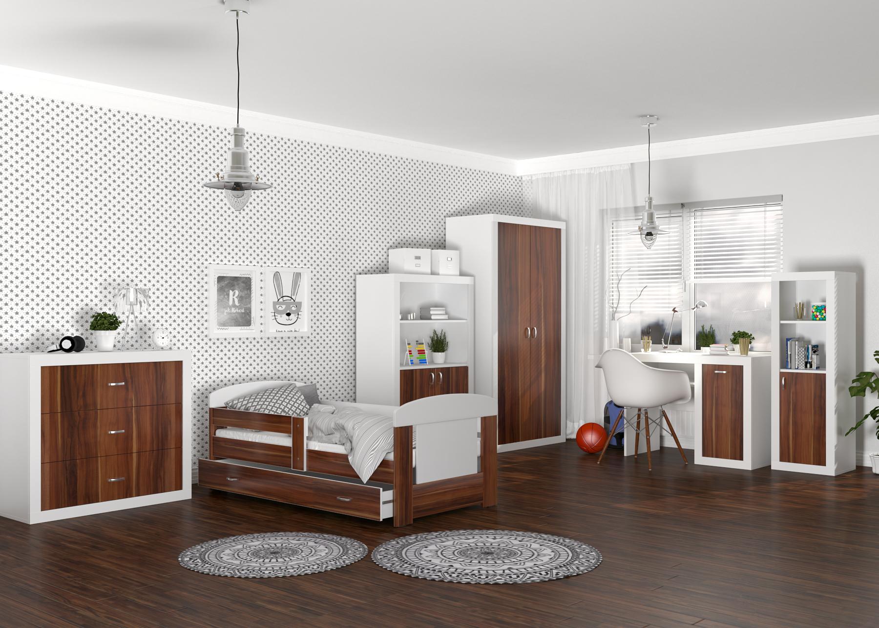 49ce5199080e Obľúbená moderná detská izba Filip