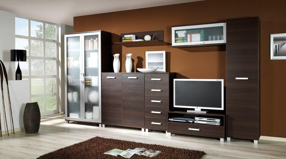 ec25cda5671f7 Tmavý sektorový nábytok Maximus  Mojnabytok.sk