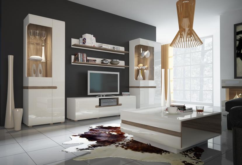 0847103fd08 Lesklý nábytok Linate   Mojnabytok.sk