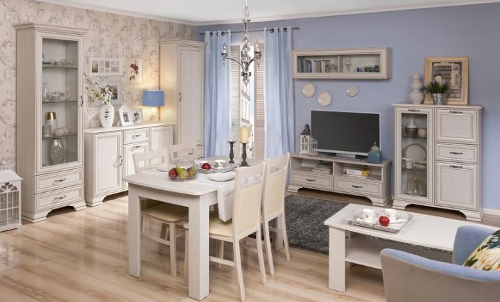 33d7f0a4c710 Elegantná kolekcia sektorového nábytku TIFFY je navrhnutá v tradičnom  štýle