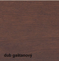 iberia_farebné prevedenie Iberia dub gaštanový