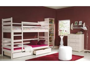Detská poschodová posteľ Darek
