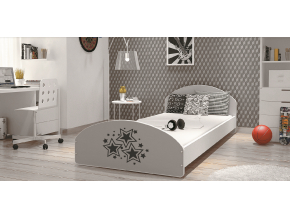 Detská posteľ CROSS
