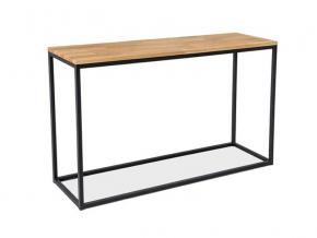 moderny kovovy jedalensky stol LORAS K