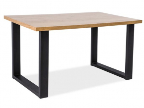 kovovy jedalensky stol UMBERTO 180x90