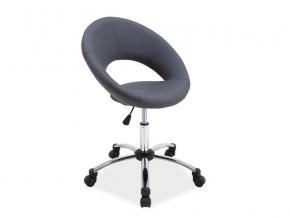 moderna kancelarska stolicka Q 128 siva